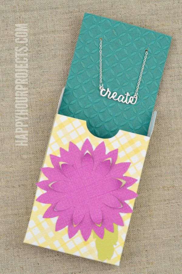 How to Make a Jewelry Gift Box Happy Hour Projects