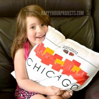 How to Turn a Souvenir T-Shirt Into a Pillow