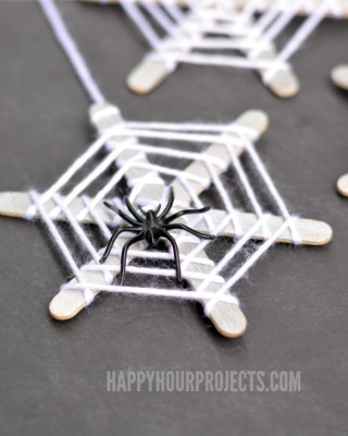 http://happyhourprojects.com/wp-content/uploads/2015/10/Craft-Stick-Spiderwebs-13-320x400.jpg