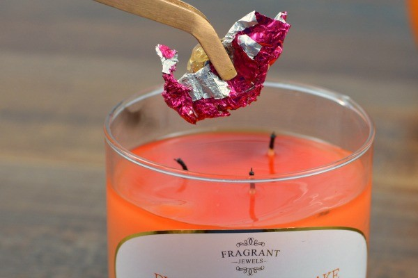 Fragrant Jewels Candles | Great Gift Ideas at www.happyhourprojects.com