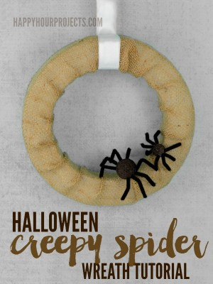 http://happyhourprojects.com/wp-content/uploads/2015/10/Spider-Halloween-Wreath-9-300x400.jpg