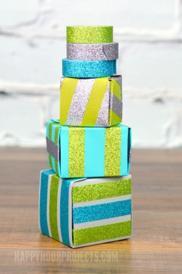 http://happyhourprojects.com/wp-content/uploads/2015/11/Scotch-Expressions-Washi-Tape-DIY-Glitter-Boxes-7-267x400.jpg