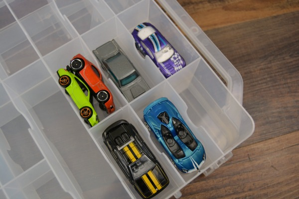 Diy Matchbox Or Hot Wheels Storage Carrier Happy Hour Projects