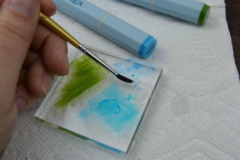 Watercoloring Made Easy at happyhourprojects.com