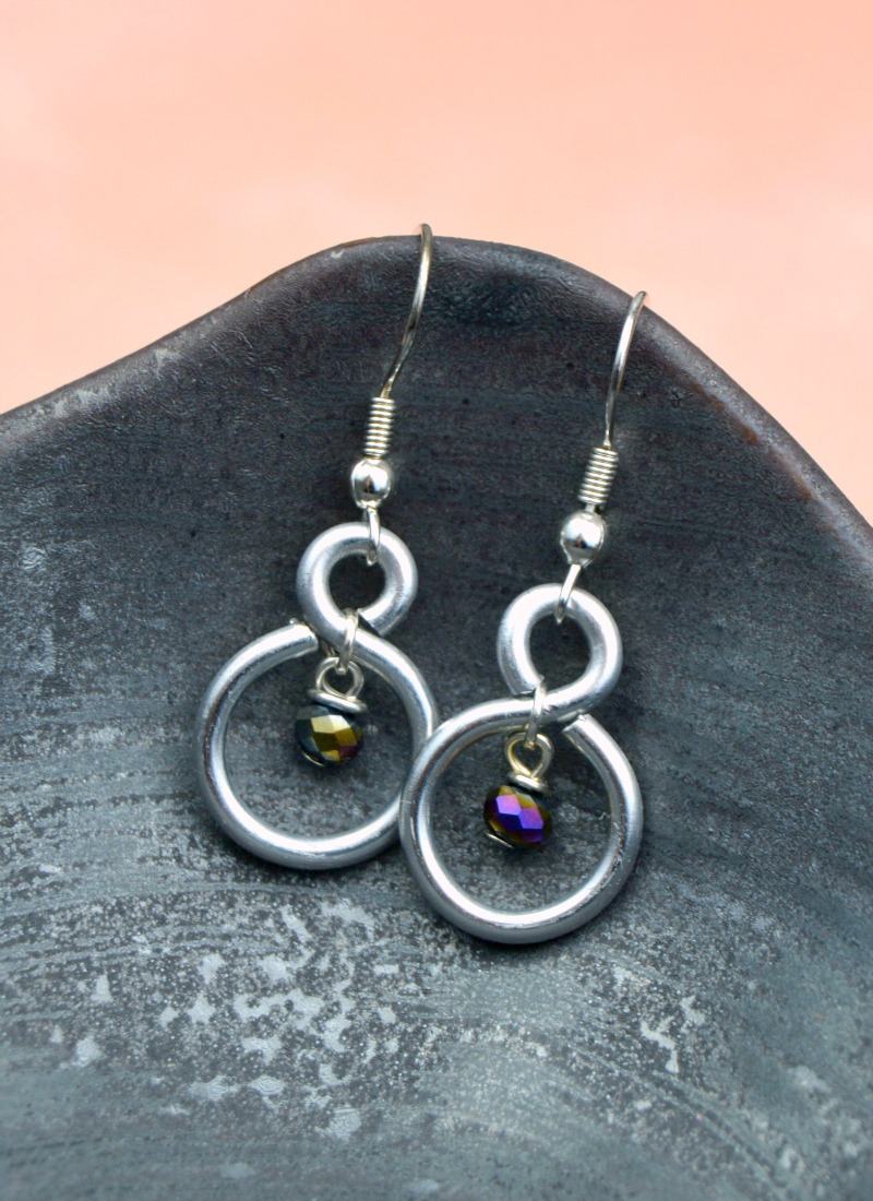 craft how earrings really to projects beautiful diy wrapped ft wire s make teardrop ideas image