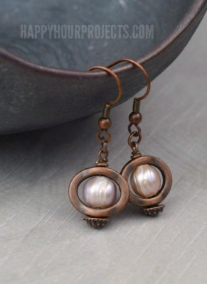 http://happyhourprojects.com/wp-content/uploads/2016/06/Copper-Pearl-Earrings-2.1-291x400.jpg