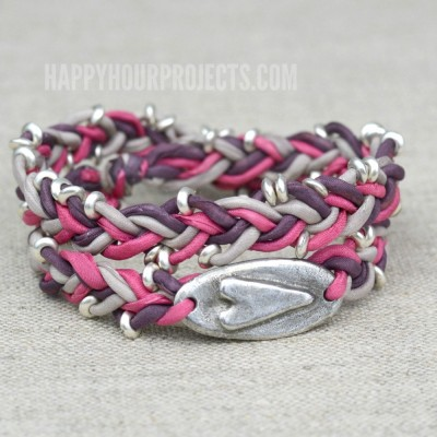 http://happyhourprojects.com/wp-content/uploads/2016/10/Silk-Pewter-Heart-Wrap-Bracelet-1.1-400x400.jpg