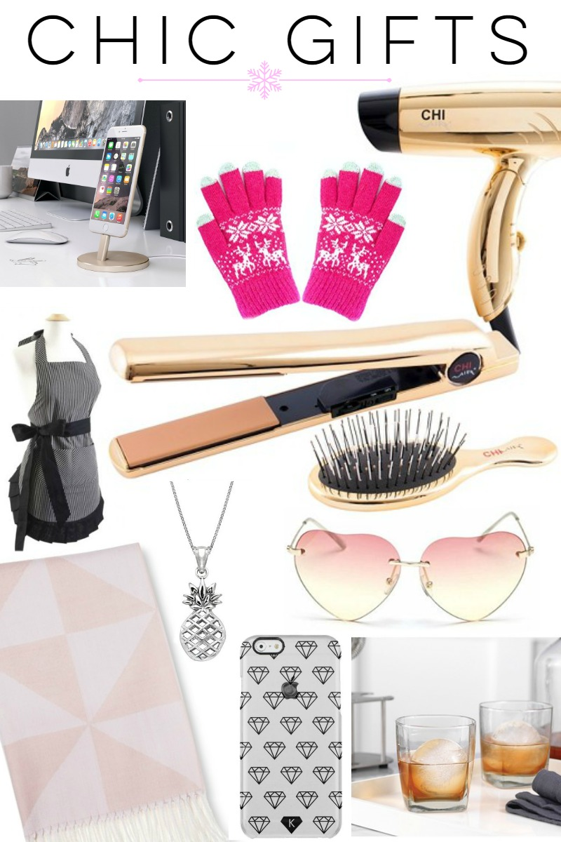 Gift Guide: Chic Gift Ideas at happyhourprojects.com