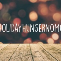 The Season of Giving: Help Me Support My Local Food Bank