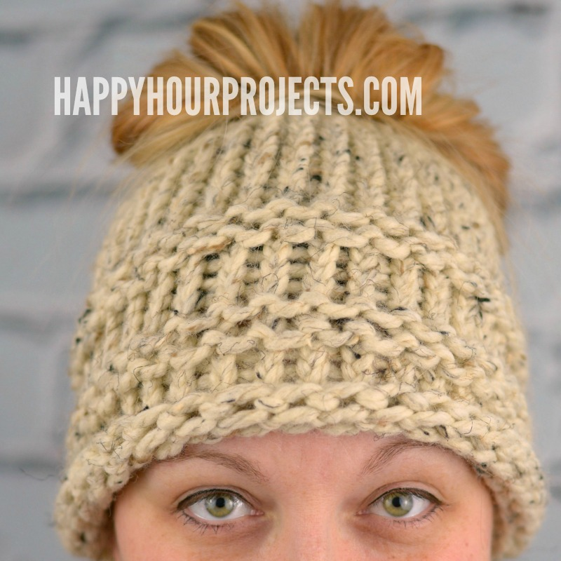 DIY Messy Bun Hat  5ab4ed7ace8