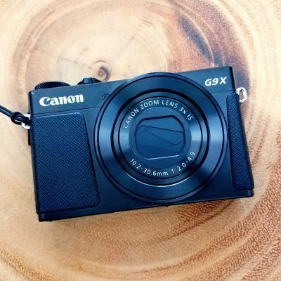 RitzReview | Canon Powershot G9 X Mark II